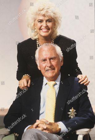 Gloria Hunniford and Stewart Granger.