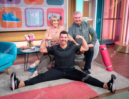 Editorial image of 'This Morning on Sunday' TV show, London, UK - 03 Mar 2019