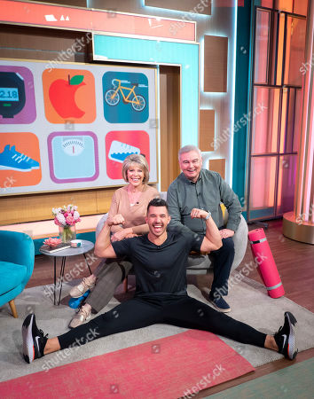 Editorial photo of 'This Morning on Sunday' TV show, London, UK - 03 Mar 2019