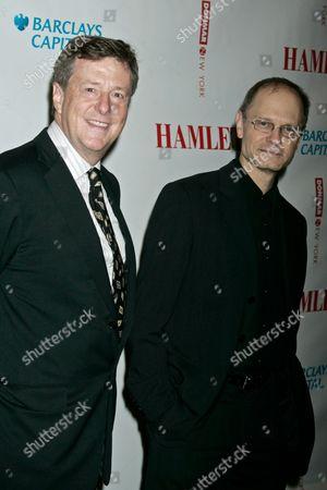 David Hyde Pierce (right) and husband Brian Hargrove
