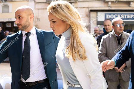 Francesca Pascale, fiancee of Silvio Berlusconi