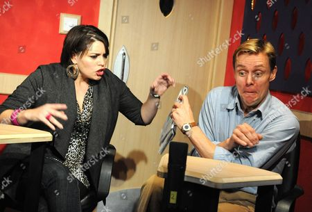 Editorial photo of 'Timing' play at the Kings Head Theatre, London, Britain - 07 Oct 2009