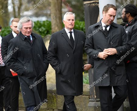 Editorial picture of Gordon Banks funeral, Stoke Minster, Stoke-on-Trent, UK - 04 Mar 2019