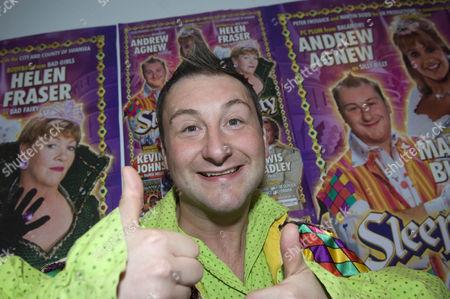Stock Photo of Andrew Agnew
