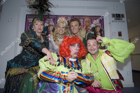 Editorial photo of 'Sleeping Beauty' Pantomime Photocall at the Grand Theatre in Swansea, Wales, Britain - 07 Oct 2009