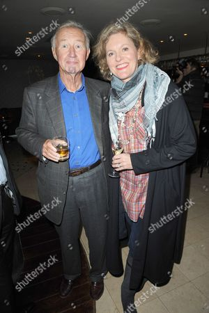 Sir Terence Conran and Vicki Conran