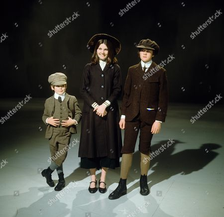 Adam Stafford, Briony McRoberts, Ian Sharrock.