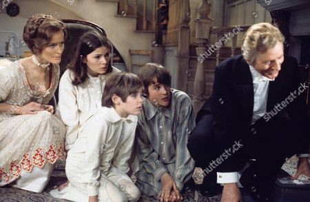 Virginia McKenna, Briony McRoberts, Adam Stafford, Ian Sharrock and Danny Kaye.
