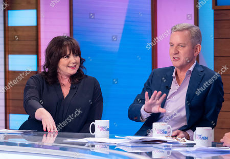 Coleen Nolan and Jeremy Kyle