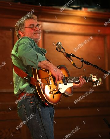 Stock Picture of Chris Woods in concert, Cecil Sharp House, Camden