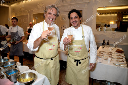 Editorial picture of 'Who's Cooking Dinner' 20th Anniversary Event, Dorchester Hotel,  London, UK - 04 Mar 2019