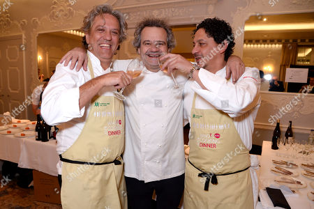 Editorial photo of 'Who's Cooking Dinner' 20th Anniversary Event, Dorchester Hotel,  London, UK - 04 Mar 2019
