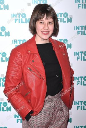 Editorial photo of Into Film Awards, London, UK - 04 Mar 2019