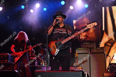 Editorial picture of Experience Hendrix at The Pompano Beach Amphitheater, Pompano Beach, USA - 03 Mar 2019