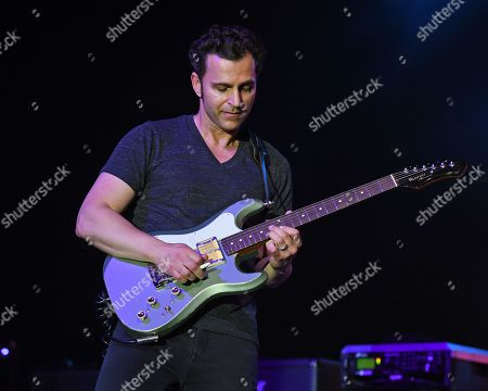 Stock Picture of Dweezil Zappa