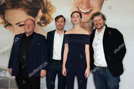 John Henshaw and Freya Mavor and David Kross and Marcus H Rosenmüller, Regisseur
