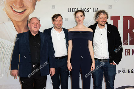 Editorial image of 'Trautmann' film premiere, Munich, Germany - 04 Mar 2019
