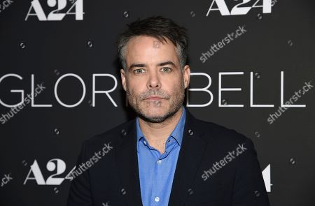"""Sebastian Lelio attends a special screening of """"Gloria Bell"""" at the Museum of Modern Art, in New York"""