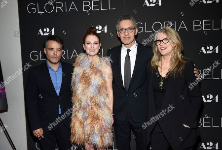 """Editorial picture of NY Special Screening of """"Gloria Bell"""", New York, USA - 04 Mar 2019"""
