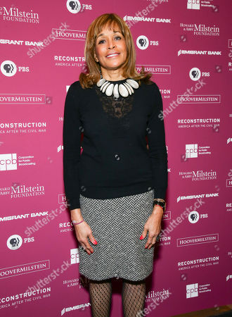 Editorial image of 'Reconstruction: America After the Civil War' TV show premiere, New York, USA - 04 Mar 2019