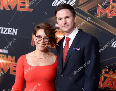 Stock Picture of Anna Boden, Ryan Fleck