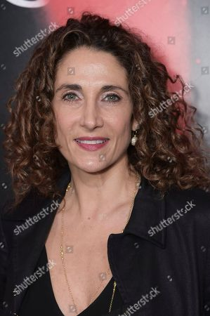 """Melina Kanakaredes attends the LA premiere of """"Punk"""" at SIR, in Los Angeles"""