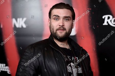 """Weston Cage Coppola attends the LA premiere of """"Punk"""" at SIR, in Los Angeles"""