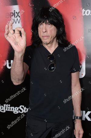 """Marky Ramone attends the LA premiere of """"Punk"""" at SIR, in Los Angeles"""