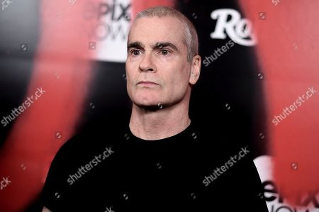 """Henry Rollins attends the LA premiere of """"Punk"""" at SIR, in Los Angeles"""
