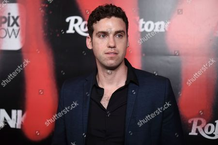 """Ido Samuel attends the LA premiere of """"Punk"""" at SIR, in Los Angeles"""