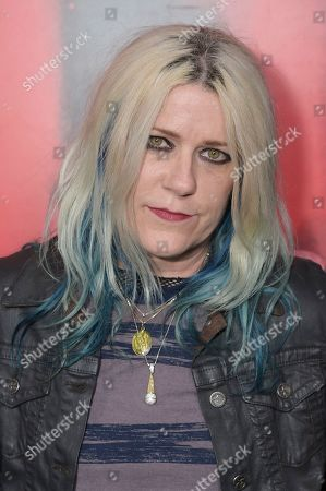"""Stock Image of Donita Sparks attends the LA premiere of """"Punk"""" at SIR, in Los Angeles"""