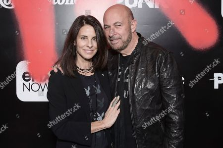 "Editorial picture of LA Premiere of ""Punk"", Los Angeles, USA - 04 Mar 2019"