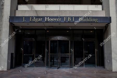 Stock Picture of The J. Edgar Hoover FBI Building, in Washington. The FBI is stepping up its efforts to root out foreign corruption with a new squad of agents in Florida. The Miami-based squad begins later this month as part of the bureau's international corruption unit