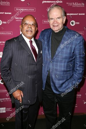 "Henry ""Skip"" Gates, Jr. and Paul Steiger"
