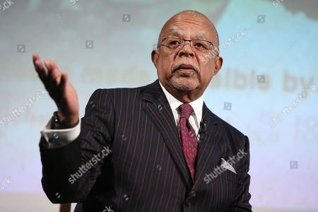 "Stock Picture of Henry ""Skip"" Gates, Jr."