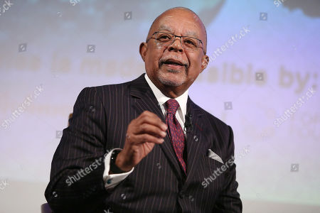 "Editorial photo of An Evening with Henry Louis Gates Jr. Launching His New PBS Series ""RECONSTRUCTION: AMERICA AFTER THE CIVIL WAR"", New York, USA - 04 Mar 2019"