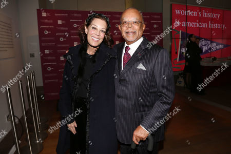 "Editorial picture of An Evening with Henry Louis Gates Jr. Launching His New PBS Series ""RECONSTRUCTION: AMERICA AFTER THE CIVIL WAR"", New York, USA - 04 Mar 2019"