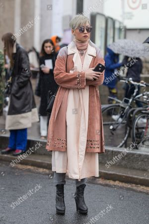 Stock Picture of Esther Quek