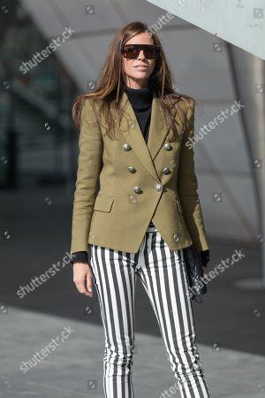 Editorial photo of Street Style, Fall Winter 2019, Paris Fashion Week, France - 04 Mar 2019