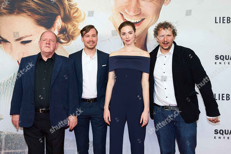 Editorial image of 'Trautmann' film premiere, Munich, Germany - 04 Mar 2019