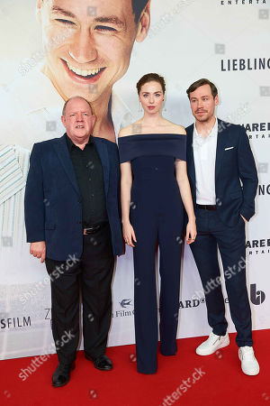 Editorial photo of 'Trautmann' film premiere, Munich, Germany - 04 Mar 2019