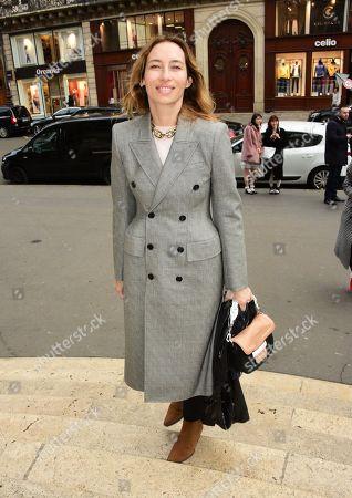 Editorial photo of Stella McCartney show, Arrivals, Fall Winter 2019, Paris Fashion Week, France - 04 Mar 2019