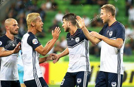 Editorial image of Melbourne Victory vs Daegu FC, Australia - 05 Mar 2019
