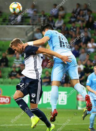 Editorial photo of Melbourne Victory vs Daegu FC, Australia - 05 Mar 2019