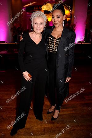 Dame Julie Walters and Melanie Brown