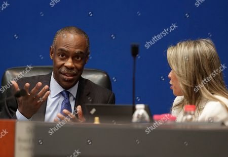 Editorial picture of School Shooting Florida Superintendent, Fort Lauderdale, USA - 05 Mar 2019