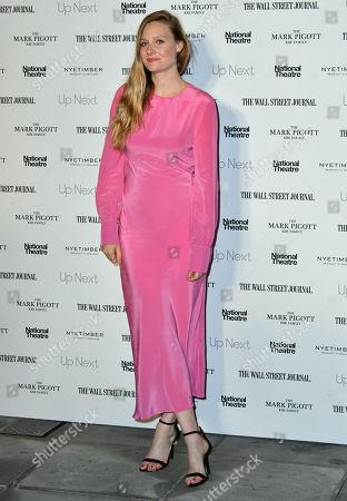 Romola Garai at National Theatre's Up Next Gala