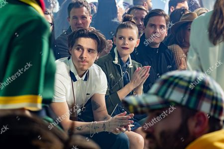 Brooklyn Beckham, Kate Mara and Daniel Bruhl