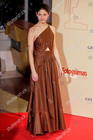 Editorial image of Fotogramas de Plata Awards, Madrid, Spain - 05 Mar 2019