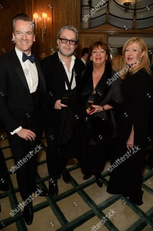 Michael Bonsor, David Downton, Paula Fitzherbert and Louise Kennedy